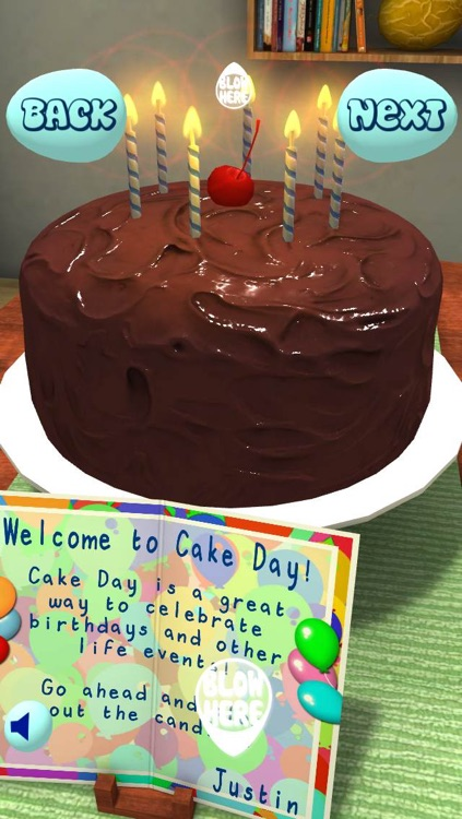 Cake Day - Celebrate Birthdays and Special Occasions screenshot-0