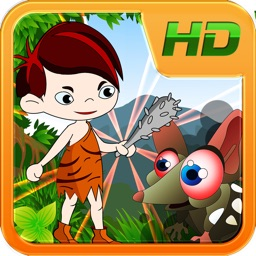 A Caveman Run - Endless Running And Jumping Game From A Jurassic Time For Boys, Girls and Baby-A-Like Free