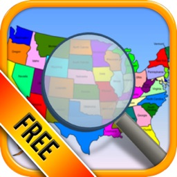 US State Capitals Trivia Quiz Free - The United States Fifty Capital Test Game