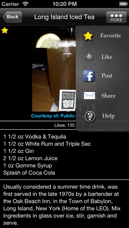 Mr Bartender - Mixed Drink, Bartending & Cocktail Recipes screenshot-1