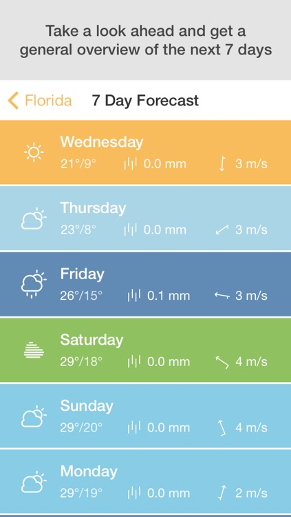 Shade - Weather app for all of us screenshot-3