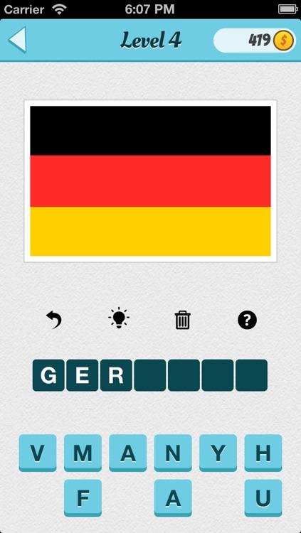 Wubu Guess The Flag - FREE Quiz Game screenshot-3