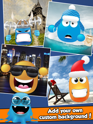 Blob Monster Avatar Creator Make Funny Cartoon Characters For Your