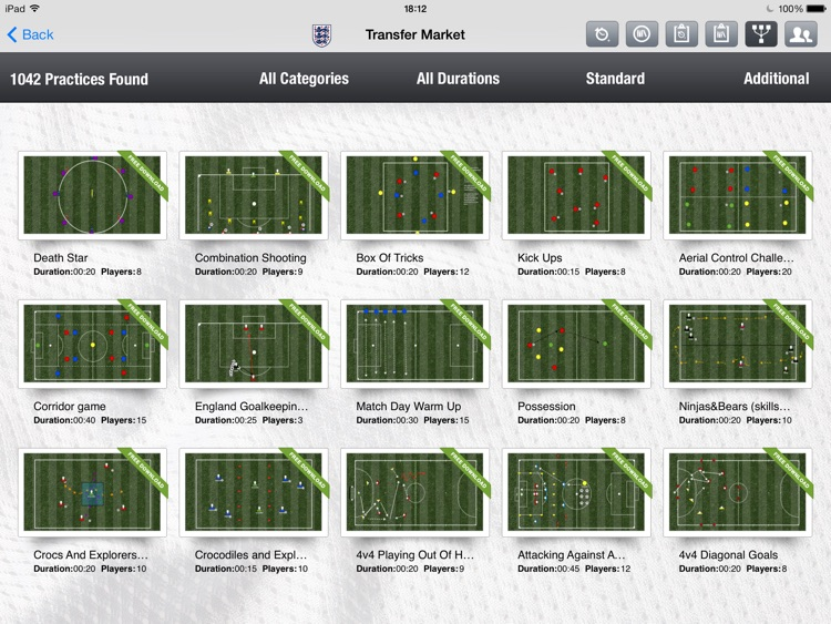 i-Drills Football screenshot-2
