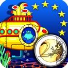 Euro€: Coin Math for kids icon