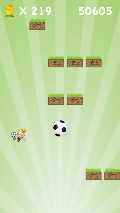 World Champion Jumping Soccer Ball (juggle the ball like a Brazilian player) screenshot-3
