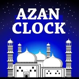 Salah Clock and Qibla Compass