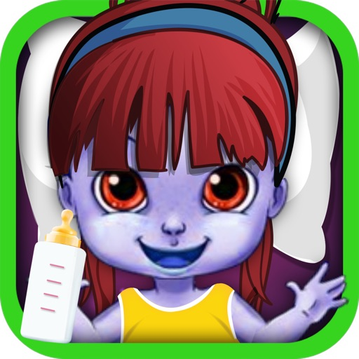Monster Baby Care Nursery - Free Games