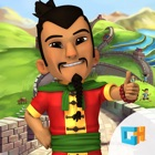 Monument Builders - Great Wall of China: A Construction and Resource Management Tycoon Game (Free) icon