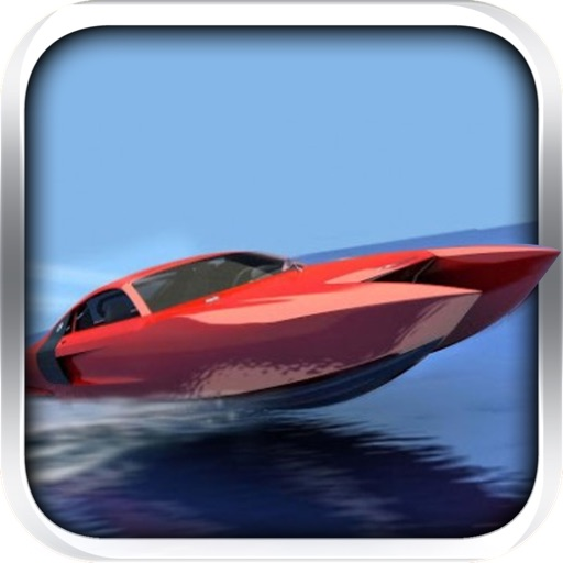 An Ocean Battle Race Premium - Hardcore Speed Boat Racing icon