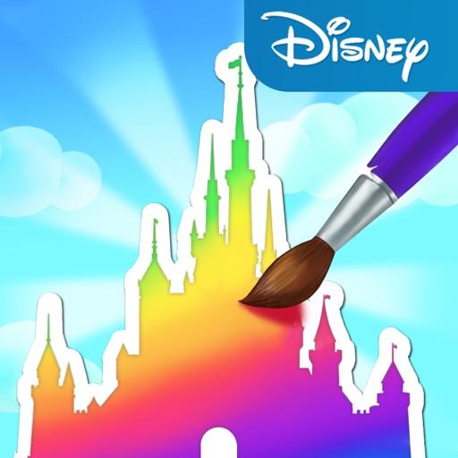 Раскраска Disney