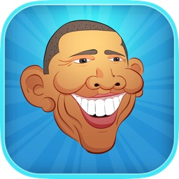 Flying Obama - Oh Bama! Tap Swoops and Flys like a Bird