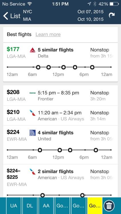 Newark Airport Pro (EWR) Flight Tracker Liberty screenshot-4