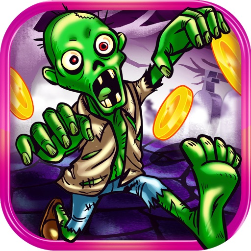 3D Zombie Street Runner Racing Game for Free