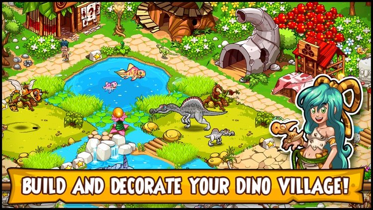 Dino Pets screenshot-2