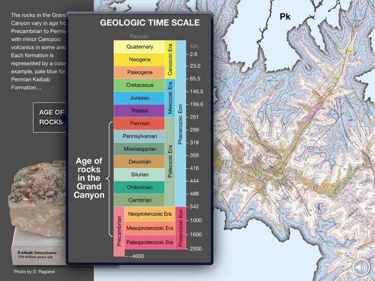 Grand Canyon National Park Geology Tour screenshot-3