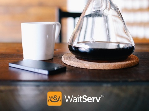 WaitServ™ iPad