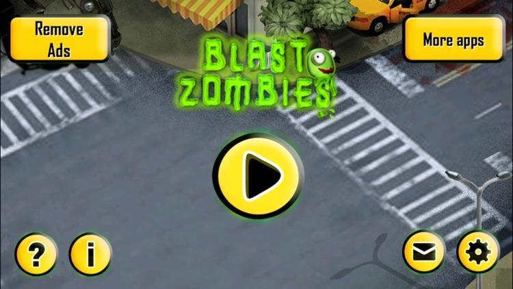 Blast Zombies