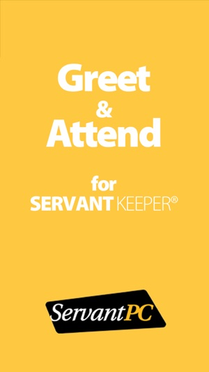 Greet and Attend for Servant Keeper on the App Store