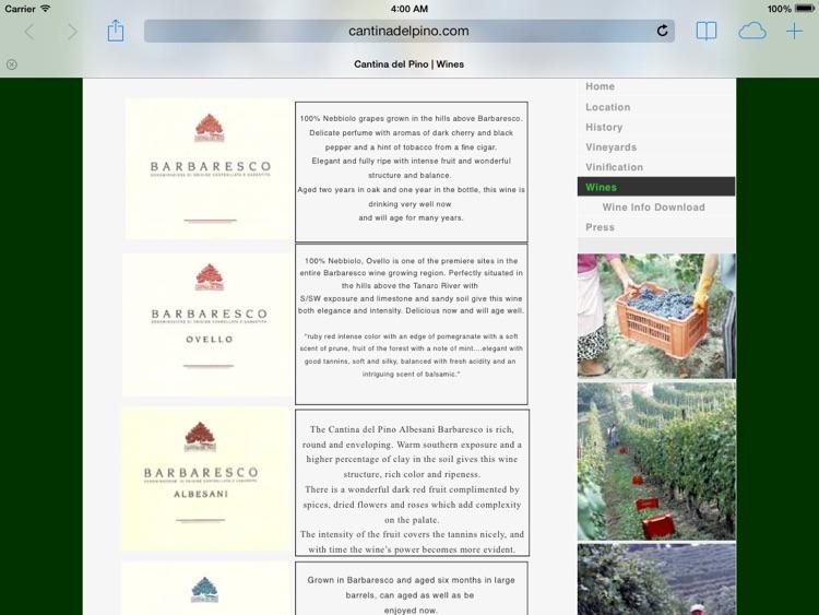 Neive Wine Map screenshot-4
