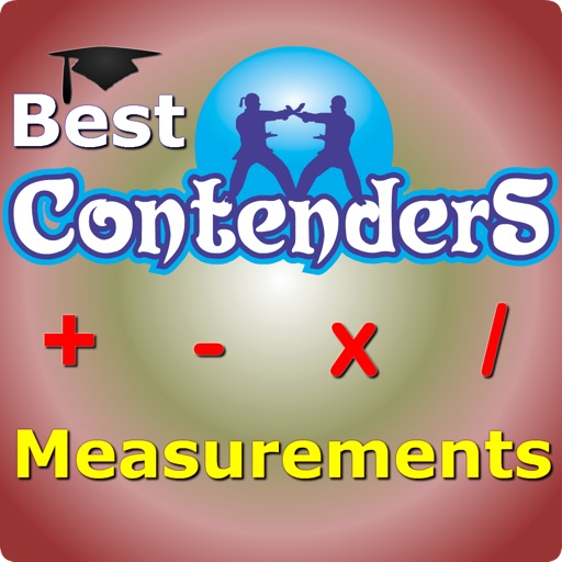 Best Contenders ™ Measurements