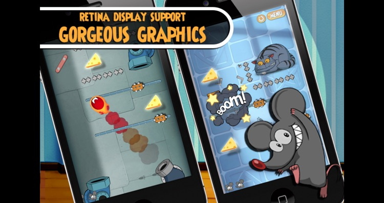 House of Mice Lite screenshot-3