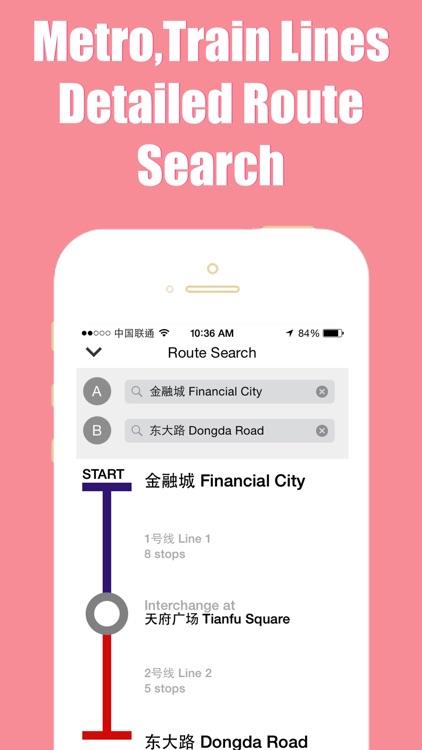 Chengdu travel guide and offline city map, Beetletrip screenshot-4