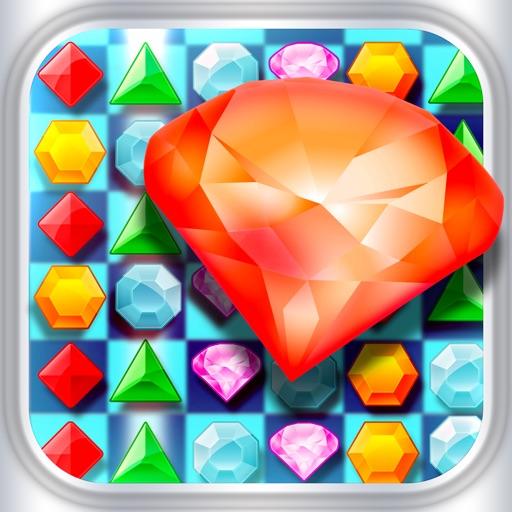 Another Diamond Match Crush - Jewel Tap Club Hunt