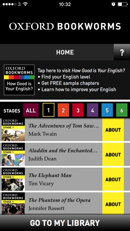 How Good is Your English? (for iPhone)