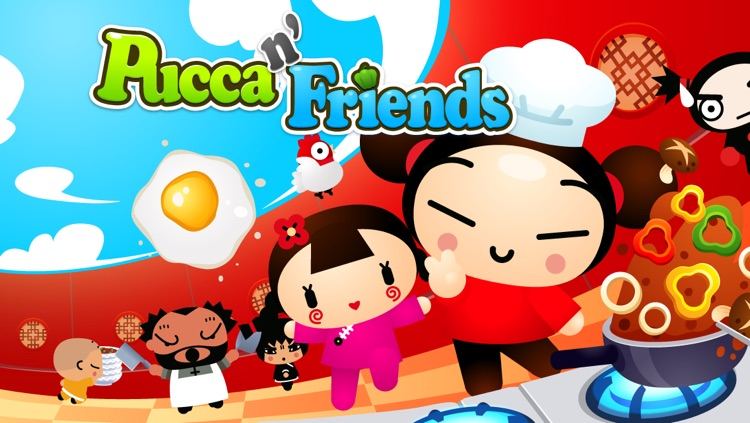 Pucca n' Friends screenshot-0