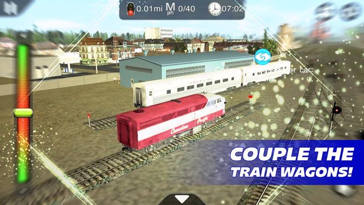 Train Driver Journey 6 - Highland Valley Industries screenshot-0