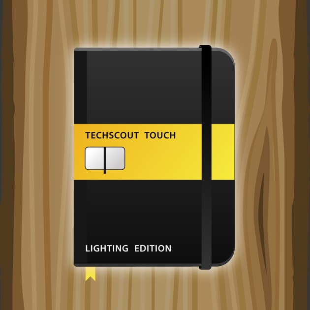 TechScout Touch, Lighting Edition On The App Store