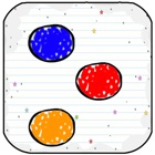 Super Doodle Ball Clear Pop icon