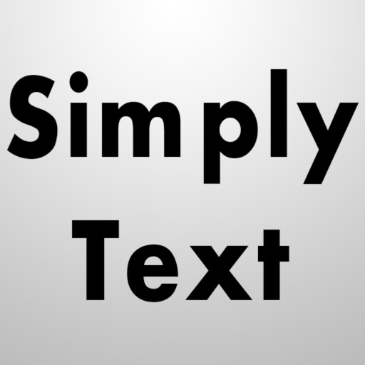Simply Text