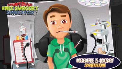 スタントレーサー手術シミュレータ - 少し外科医の仮想病院のケアゲームのスクリーンショット1