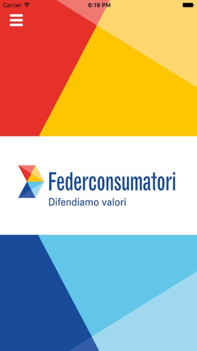Screenshot of Federconsumatori1