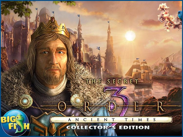 The Secret Order: Ancient Times HD - An Adventure Hidden Object Game screenshot-4