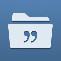 Quotes Folder