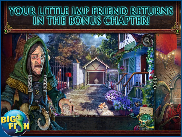 Witches' Legacy: Hunter and the Hunted HD - Hidden Objects, Adventure & Magic (Full) screenshot-3