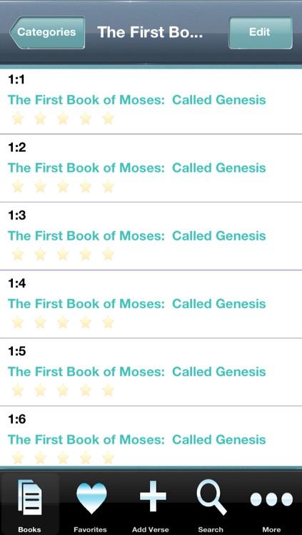 King James Searchable Bible screenshot-3