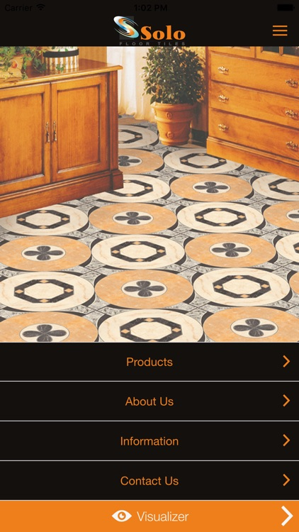 Solo Floor Tiles by Dipal Kaneria