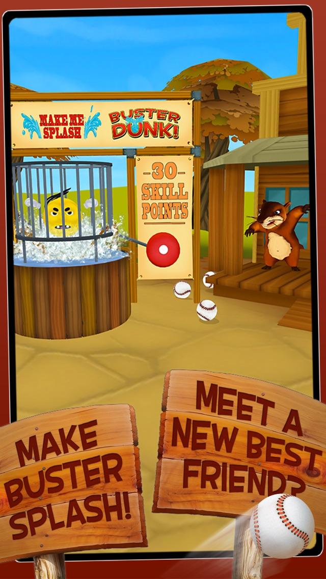 Buster Dunk! Carnival Bully Revenge Screenshot on iOS