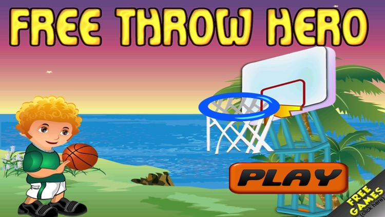Free Throw Hero - Basketball All Star