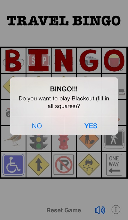 Travel Bingo & Blackout screenshot-1