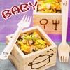 日本と韓国赤ちゃん食品 人気のある 0〜6歳