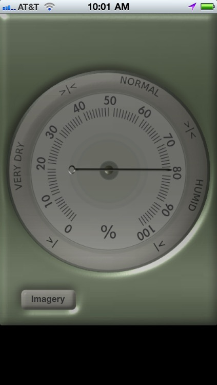 Humidity Dial