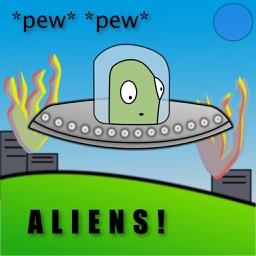 Pew Pew Aliens