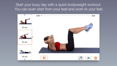 QuickFit — Fitness for Busy Peopleのおすすめ画像3