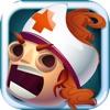 Crazy Dentist Office Monster Doctor & Nurse scare kids frozen! Epic Free Runner Game