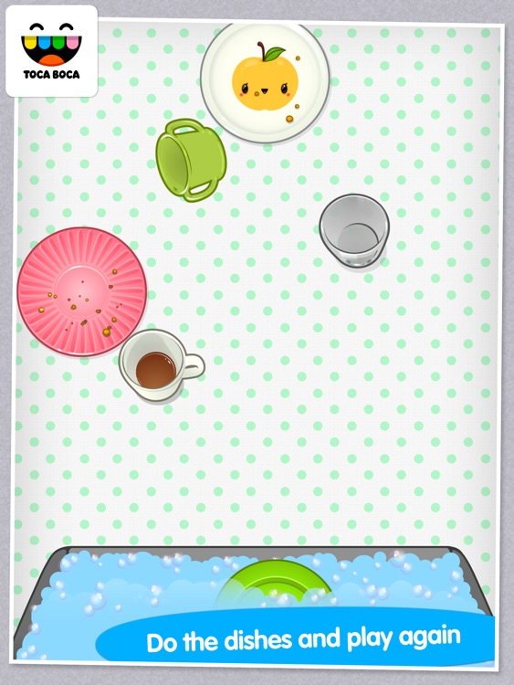 Toca Tea Party screenshot-4